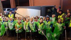 litter-picking-group